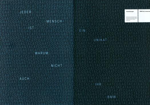 Ausstattungen, in: BMW 5er Limousine, Katalog, BMW AG, München 2003.