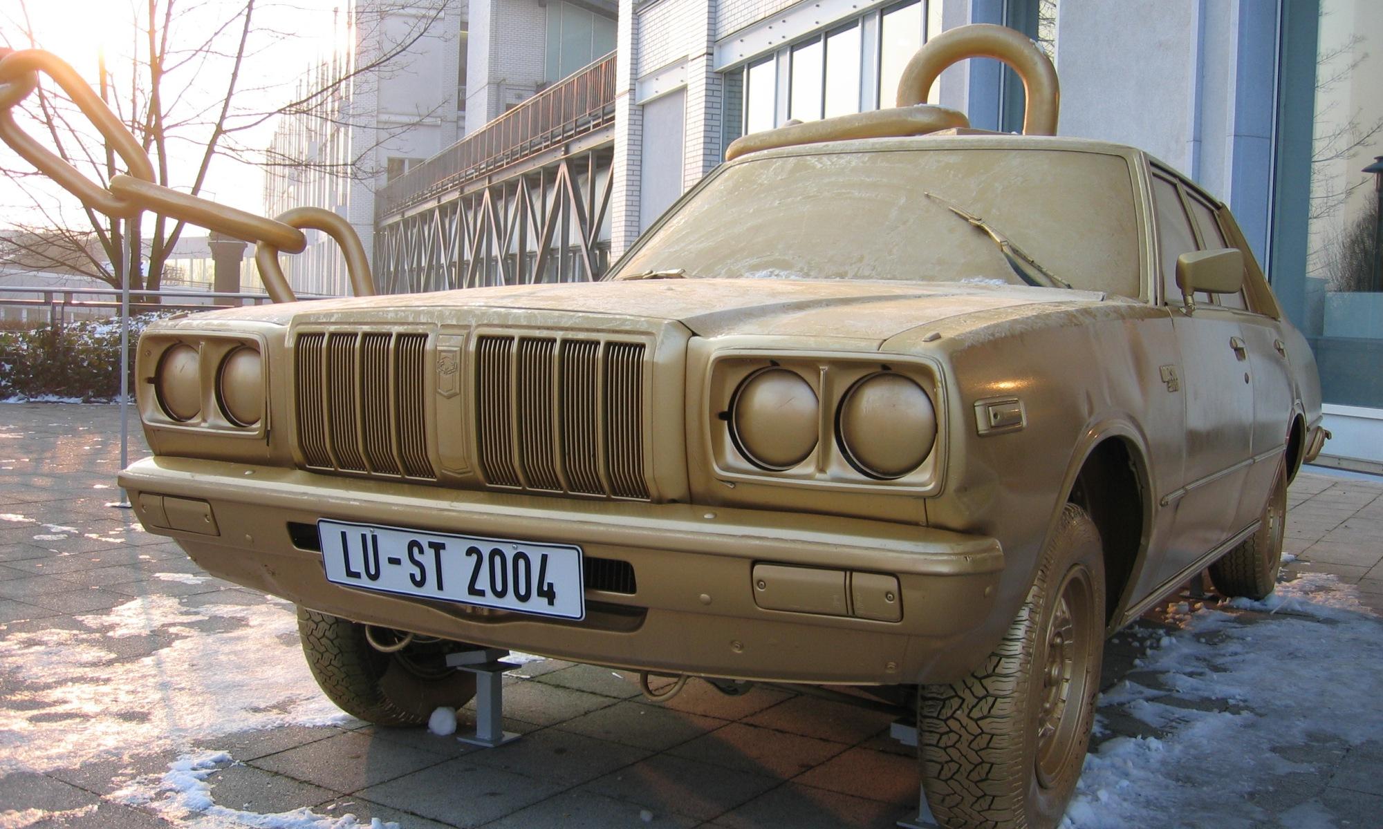 Lust am Auto, Ausstellung Landesmuseum für Technik und Arbeit, Mannheim 2005. Photo: Fabian Kröger